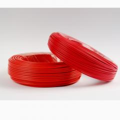 Wire, plastic insulation