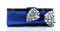 2013 fashion ladies party Rhinestone evening bags
