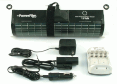 Rollable Charger & Light Kit GS-F051