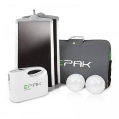 M-Series2 Glass Solar Charger & Light Kit