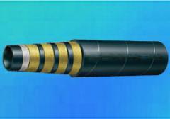 Steel Wire spiral Hydraulic hoses 02