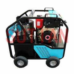 250 Bar Gasoline Engine Hot Water Pressure Washer