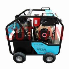 250 Bar Gasoline Engine Hot Water Pressure Washer