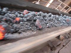 Conveyor heat-resistant tapes