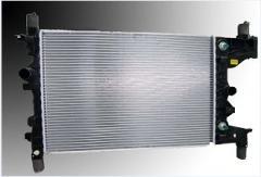 Automobile condenser