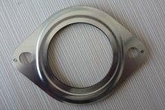 Stainless steel knitted wire mesh gaskets