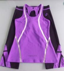 Woman yoga lady fitness wear