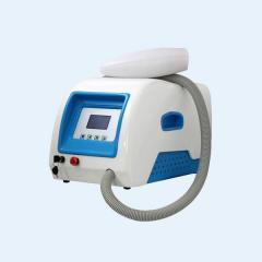 Q-Switched ND YAG Laser for Tattoo Removal
