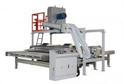 Machines sectional glass-forming