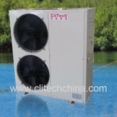 Water heating - 20KW EVI heat pump top COP