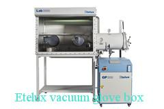 Stainless steel vacuum glove box lab equipment