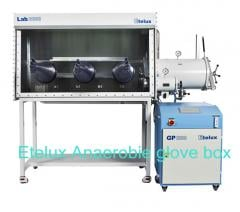 Vacuum glove box lab equipment