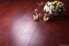 Parquet and floor board