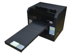 BrotherJet A3 digital flatbed solvent printer for ceramic/glass/metal