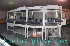Vacuum glove box SIEMENS PLC control module