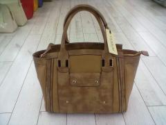 Brown colour lady bag