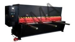 CNC Hydraulic Shearing Machine
