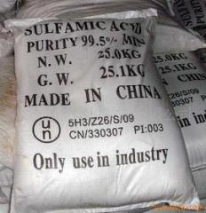 Sulfamic Acid (CAS No. 5329-14-6)