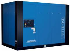 UD110-180kW screw air compressors