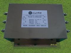 伺服放大器系统用EMC滤波器