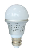 330degree wide angle LED E27 bulb hot sale in 2013