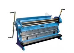 3-IN-1 Combination of shear,Press brake &
