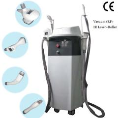(Vacuum Suction+Bipolar RF+IR+Roller) endermologie Slimming Machine