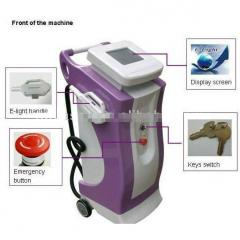 E light (IPL+RF) hair removal and skin rejuvenation machine