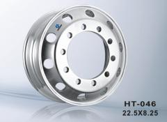 Wheel disks for trucks