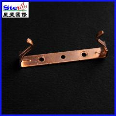 Plug pin ,german plug pin ,adapter brass parts