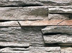 Faux stone panel