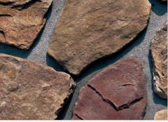 Cement tile imitation stone