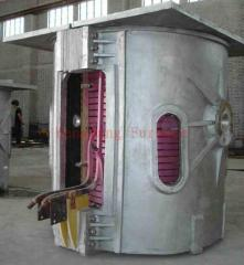 Metal casting and forging furnace