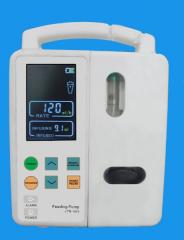 Enteral feeding pump with Large color LCD  CE