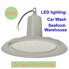 125W LED Industrial Lighting, High Bay Lamp