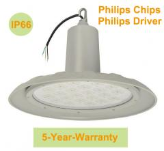 100W Philips Chips LED High Bay, Warehouse