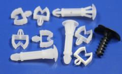 Plastic fasteners injection mould tools