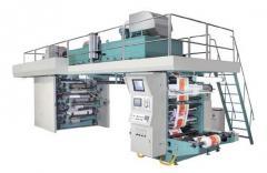 GF Central Impression Flexographic Press