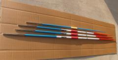 Aluminium sports javelin for training and