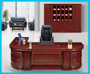Executive desk and office table