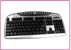3D Optical mouse and key board