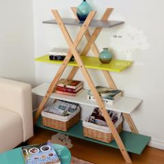 Avone free standing shelf