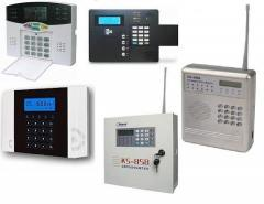 General DIY Alarm Systems