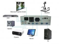 Electronic techniques based educative equipment