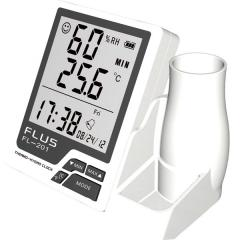 Thermo-hygro meter