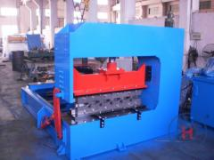 Roof Crimping Cruving Machine