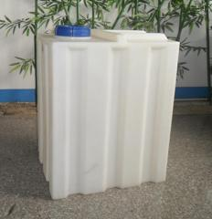Cisterns, tanks made of polyethylene, plastics,