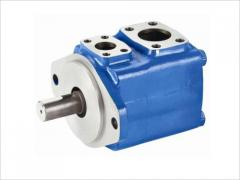 Unregulated hydraulic pumps