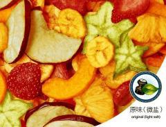 Frozen pulp of fruit
