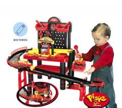 Large dimensional toys for home and garden